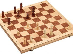 Imagem do Conjunto de xadrez philos staunton 4